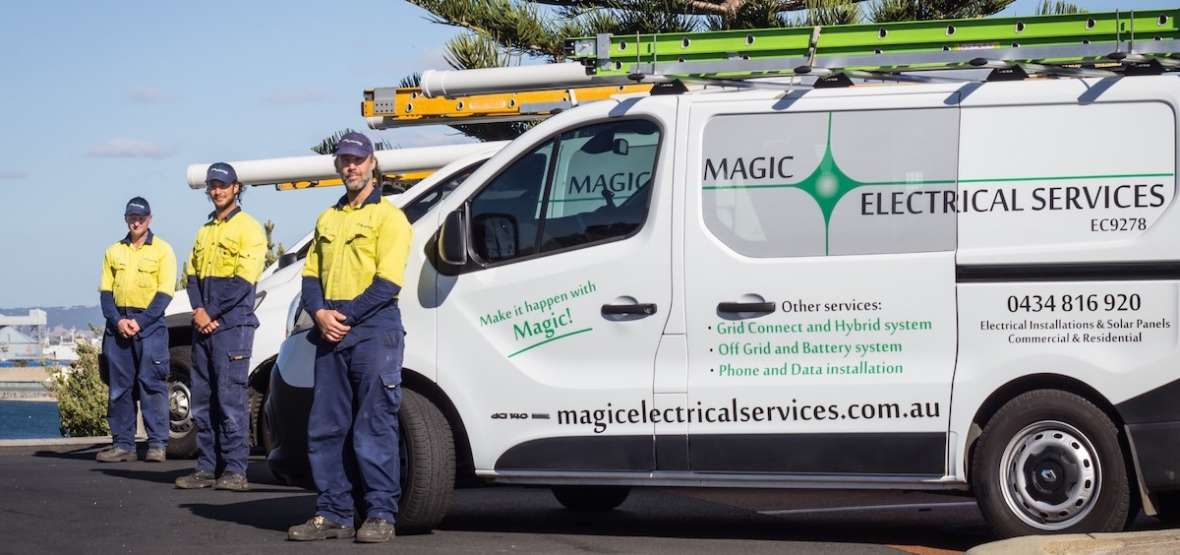 Electrical Maintenance Bunbury | Magic Electrical Services