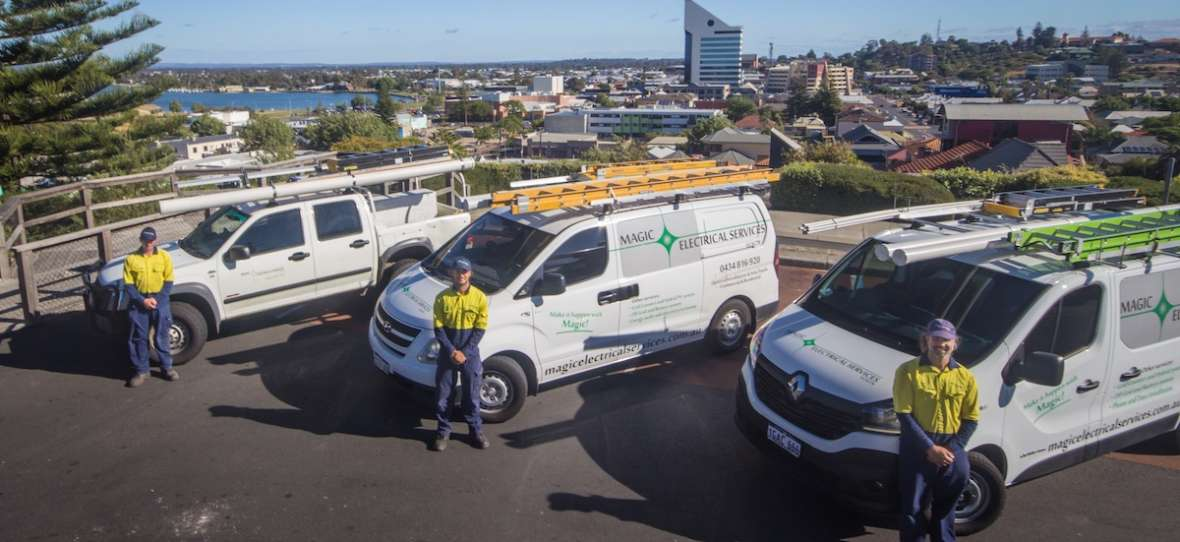 Domestic Electrical Services | Magic Electrical Services Bunbury
